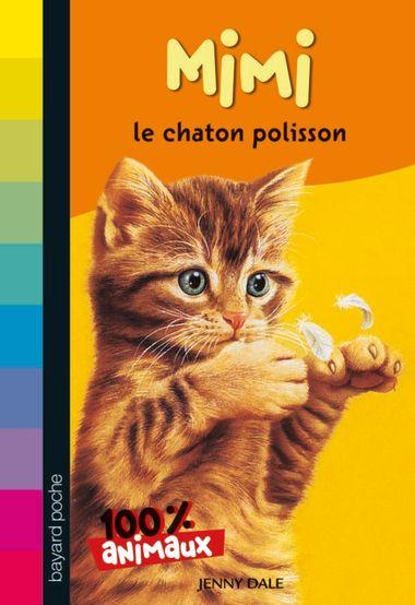 Couverture de «Mimi le chaton polisson»