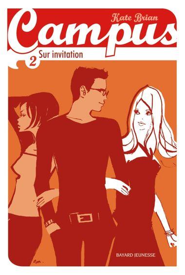 Couverture de «Sur invitation»