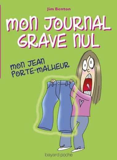 Couverture de «Mon Jean porte-malheur»