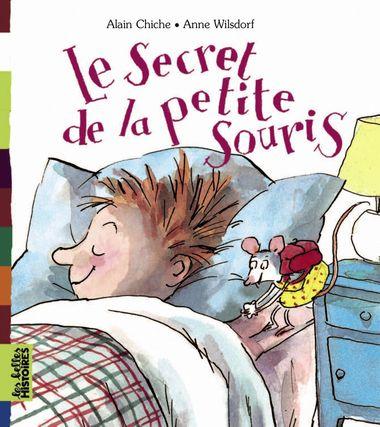 Couverture de «Le secret de la petite souris»