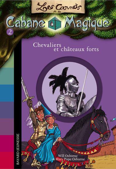 Couverture de «Chevaliers et châteaux-forts»