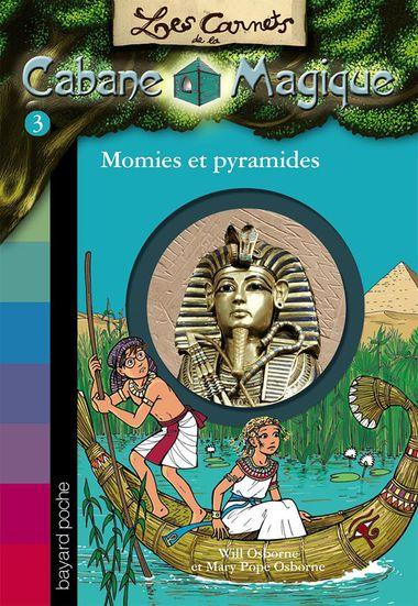 Couverture de «Momies et pyramides»