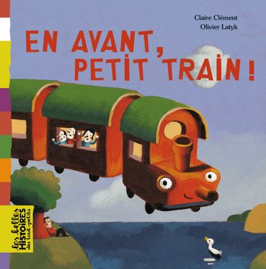 Couverture de « En avant, petit train ! »