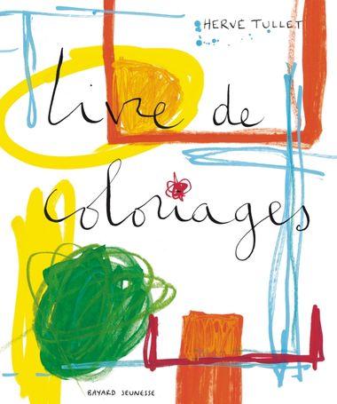 Couverture de «Livre de coloriages»