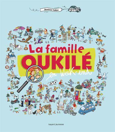 Couverture de «NED La Famille Oukilé en week-end»