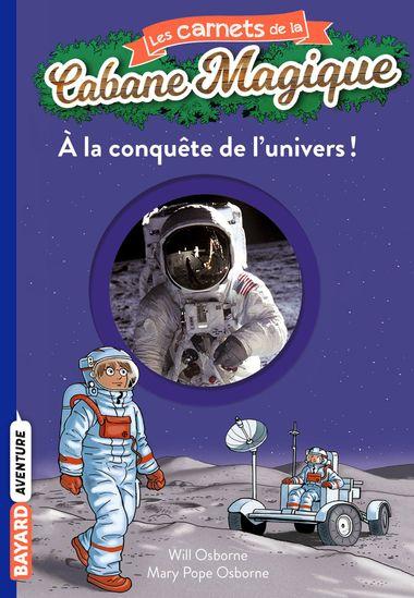 Couverture de «À la conquête de l'univers !»