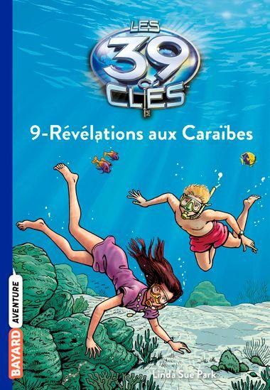 Couverture de «Révélations aux Caraïbes»