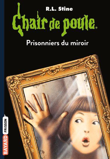 Couverture de «Prisonniers du miroir»