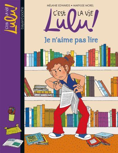 Couverture de «Je n'aime pas lire»