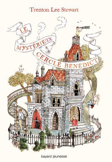 Couverture de «Le mystérieux cercle Benedict»