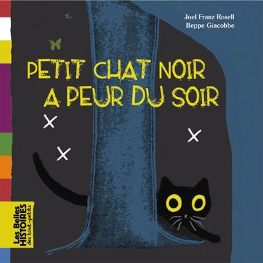 Couverture de «Petit chat a peur du soir»