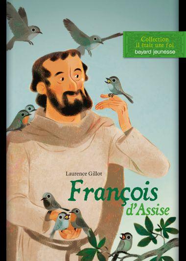Couverture de «François d'Assise»