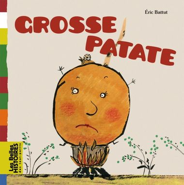 Couverture de « Grosse patate »