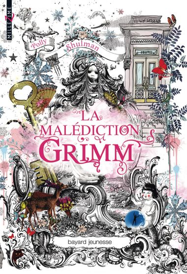Couverture de « La malédiction Grimm »