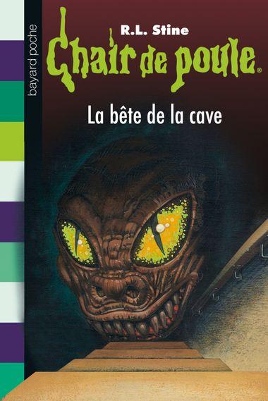 Couverture de «La bête de la cave»
