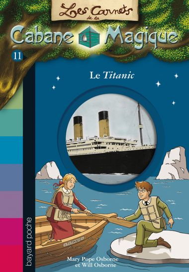 Couverture de «Le Titanic»