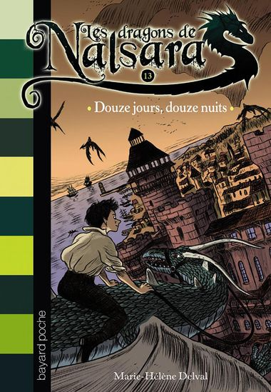 Couverture de «Douze jours, douze nuits»