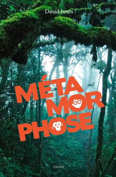 Couverture de «Métamorphose»
