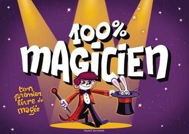 Couverture de «100 % magicien (NE)»
