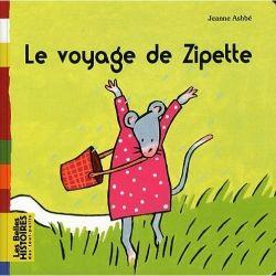 Couverture de «Le voyage de Zipette»