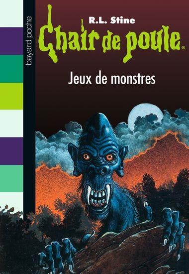 Couverture de «Jeux de monstres»