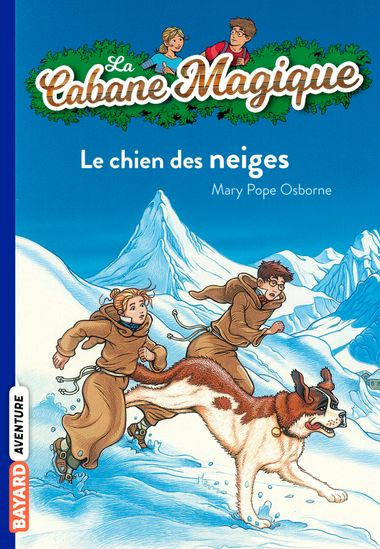 Couverture de «Le chien des neiges»