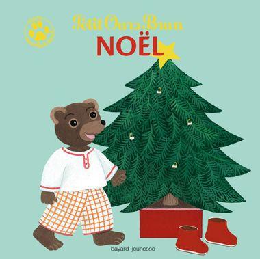 Couverture de «Petit Ours Brun mini touche-à-tout – Noël»