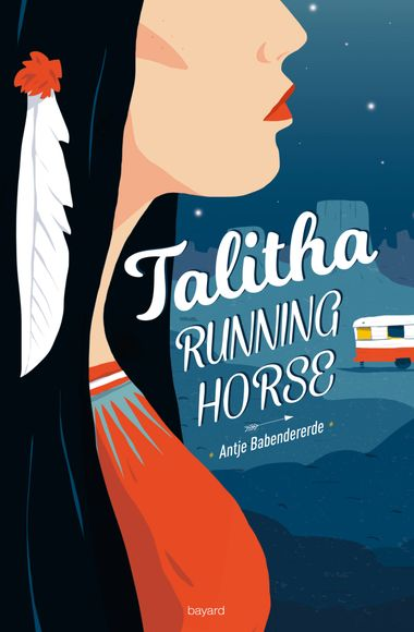 Couverture de «Talitha running horse»