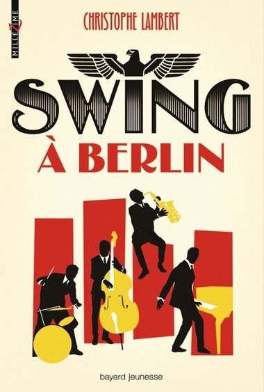 Couverture de « Swing à Berlin »