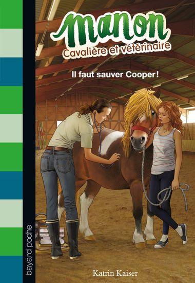 Couverture de «Il faut sauver Cooper»