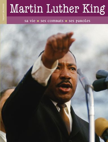 Couverture de « Martin Luther King »