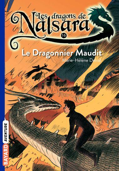 Couverture de «Le dragonnier maudit»