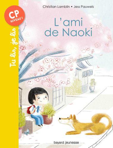 Couverture de «L'ami de Naoki»