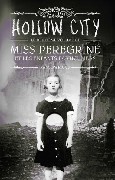 Couverture de « Hollow city »