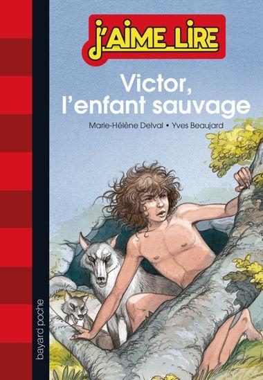 Couverture de «Victor, l'enfant sauvage»