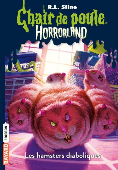 Couverture de «Les hamsters diaboliques»