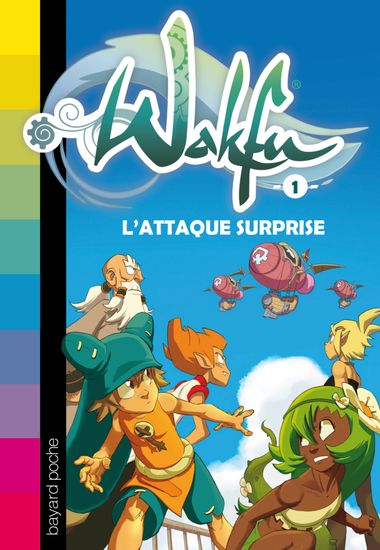 Couverture de « L'attaque surprise »