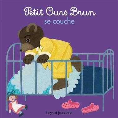 Couverture de «Petit Ours Brun aime se couche»