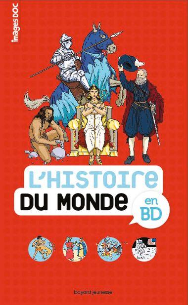 Couverture de «Histoire du monde en BD»
