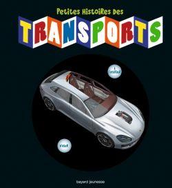 Couverture de «Petites histoires des transports»