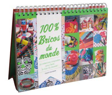 Couverture de «100 % bricos du monde»