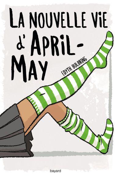 Couverture de «La nouvelle vie d'April-May»