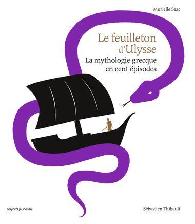 Couverture de «Le feuilleton d'Ulysse»