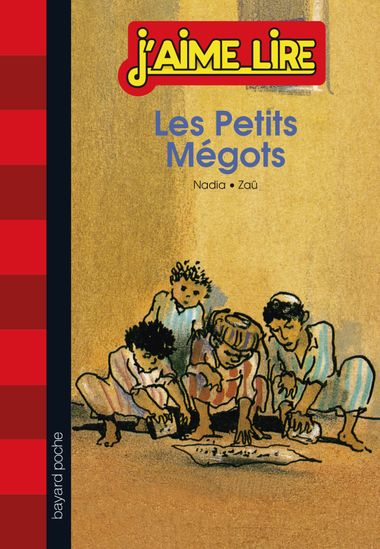 Couverture de «Les petits mégots»