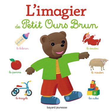 Couverture de «L'imagier de Petit Ours Brun»