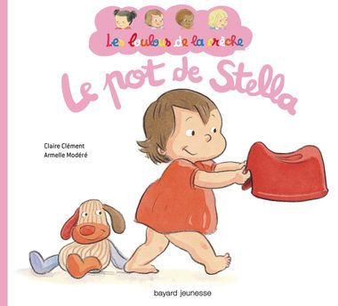 Couverture de «Le pot de Stella»