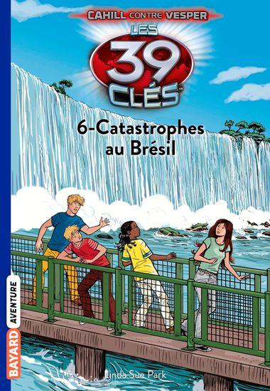 Couverture de «Catastrophe au Brésil»