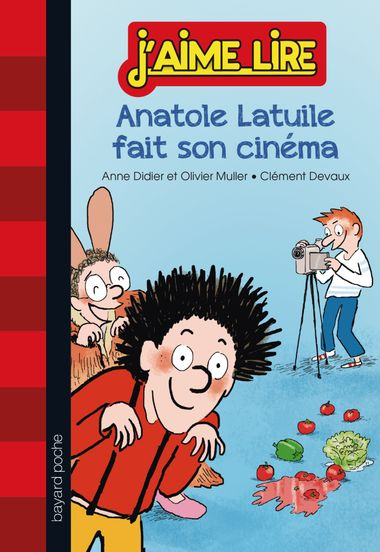 Couverture de «Anatole Latuile fait son cinéma»