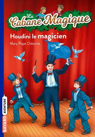 Couverture de «Houdini le magicien»