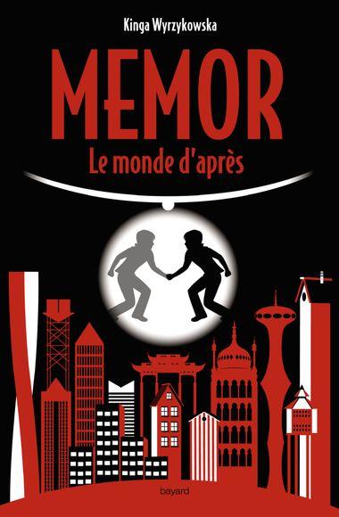 Couverture de «Memor, le monde d'après»